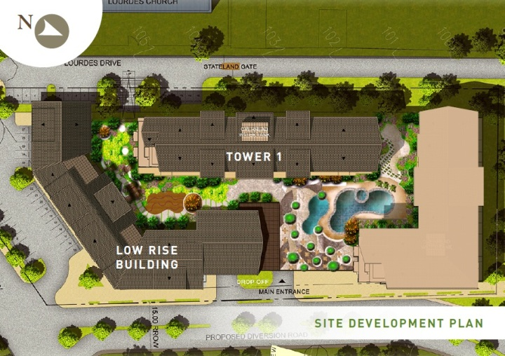 Asilo Tagaytay Site Development Plan