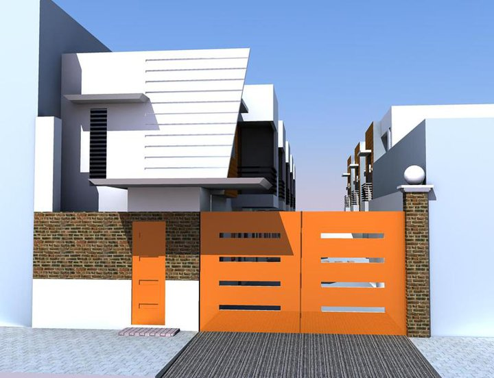 Mendoza Project - Main Gate Design