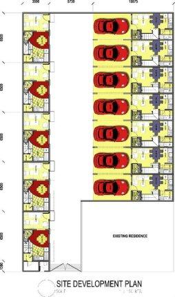 Mendoza Project - Site Development Plan