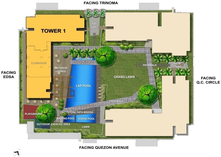 Avida Towers Vita Site Development Plan