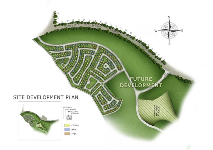 Avida Woodhill Settings NUVALI Site Development Plan