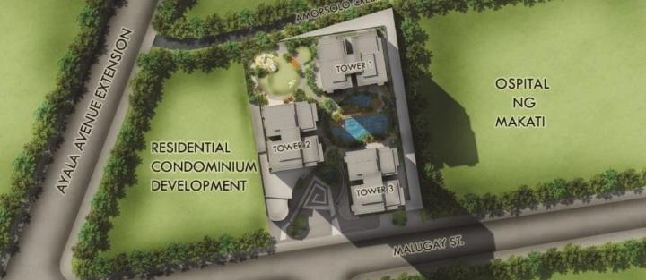 The Lerato Site Development Plan