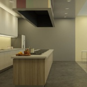 Tower 3 Culinary Studio - Artist's Perspective