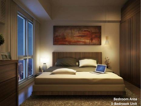 1 Bedroom - Artist's Perspective