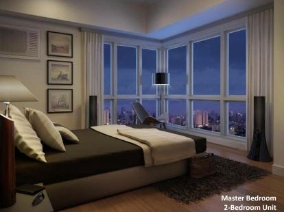 2 Bedroom - Artist's Perspective