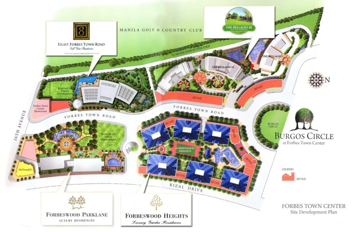 Forbes Town Center - Site Development Plan