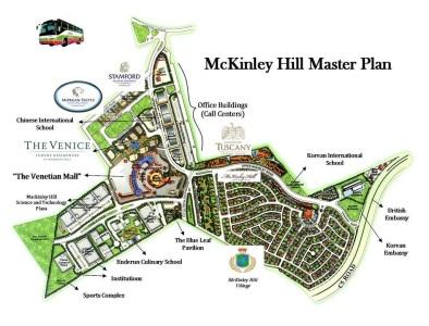 McKinley Hill Master Plan