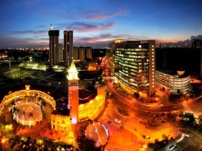 McKinley Hill_Night