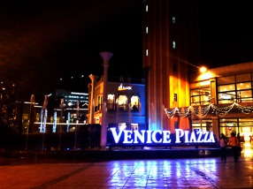Venice Piazza_Night